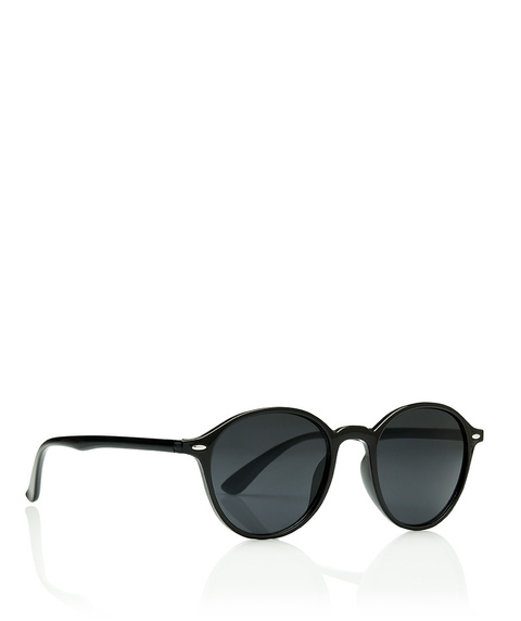 NELLIE ROUND SUNGLASSES
