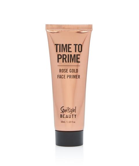 TIME TO PRIME - ROSE GOLD ILLUMINATING PRIMER