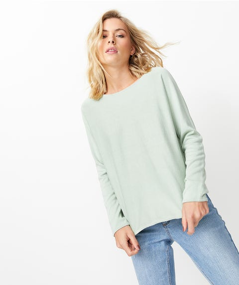 MID LENGTH ESSENTIAL JUMPER