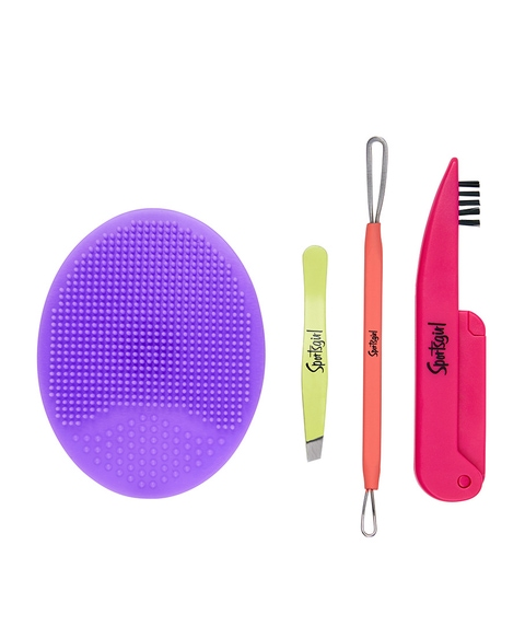 NOT JUST A PRETTY FACE - SKINCARE TOOLS