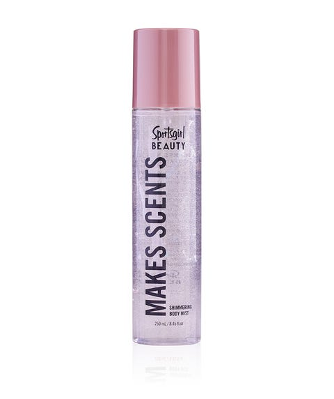 MAKE SCENTS SWEET BERRIES SHIMMERING BODY MIST