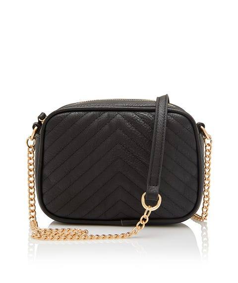 WINSTON QUILTED CAMERA BAG