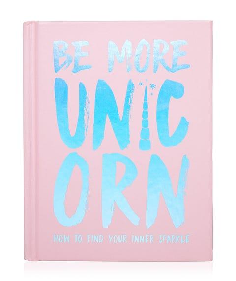 BE MORE UNICORN BOOK
