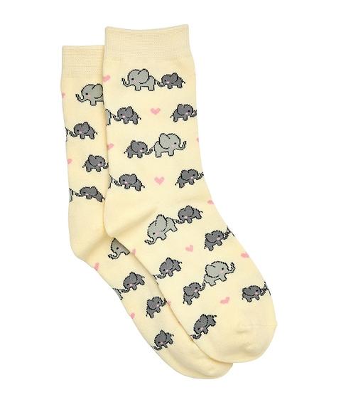 ELEPHANT CREW SOCK