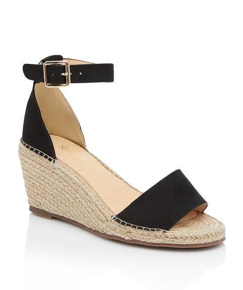 CANDY LOW WEDGE ESPADRILLE
