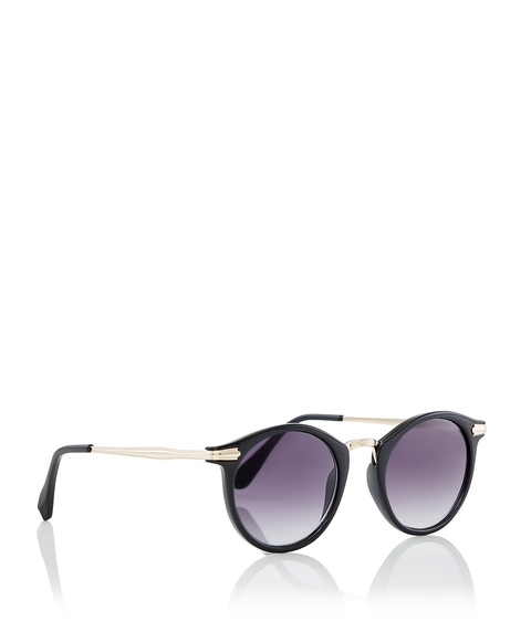BLACK SHANI SUNGLASSES