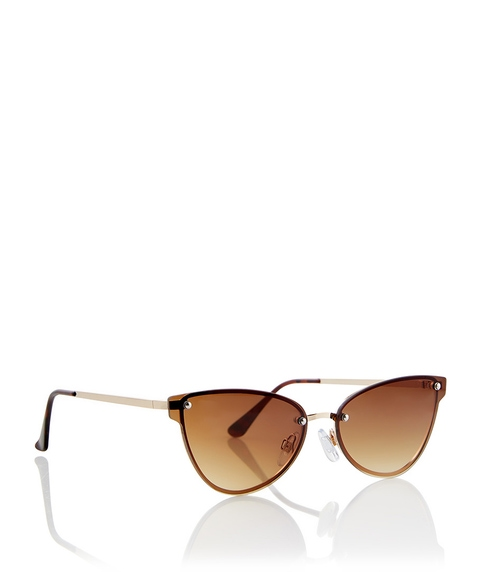 GOLD ZEPHYR SUNGLASSES