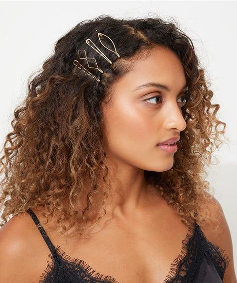 METAL HAIR CLIP PACK