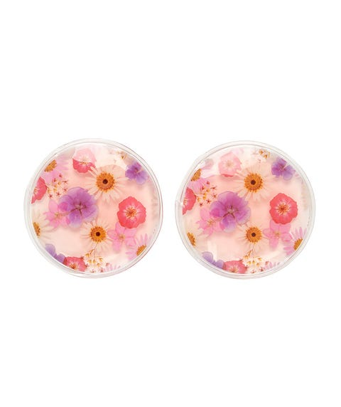 LATE BLOOMER - FLORAL COOLING EYE PADS