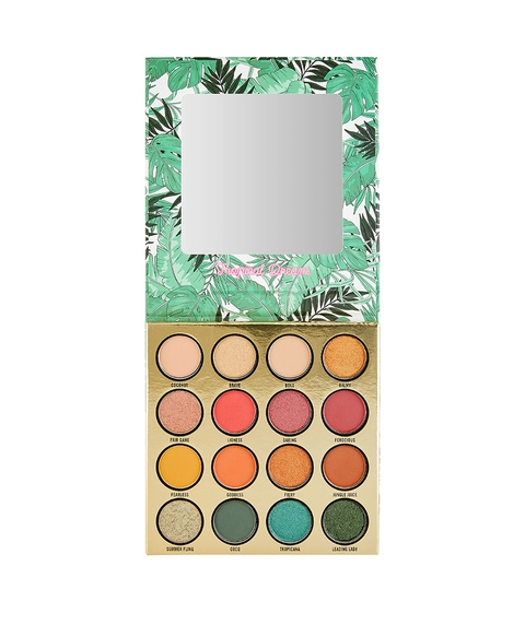 QUEEN OF THE JUNGLE - EYESHADOW PALETTE