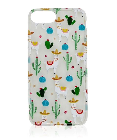 6+/7+/8+ MEXICAN LLAMA PHONE CASE