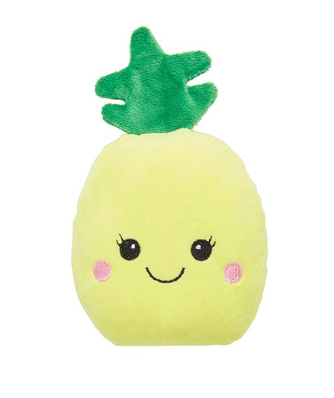 PAWS THAT WANDER DOG TOY - PINEAPPLE