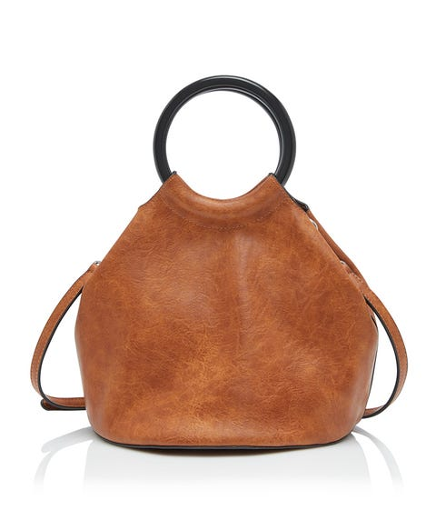 THEO CIRCLE HANDLE BAG