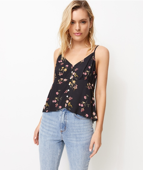 SHELL DETAIL CAMI