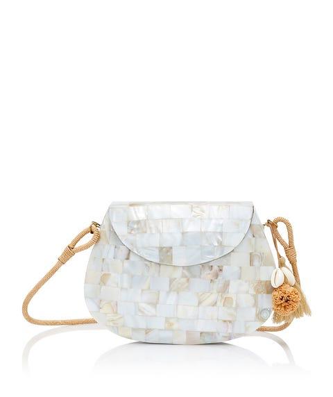JAMIE SHELL SLING BAG