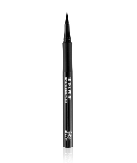 TO THE POINT - SUPER FINE LIQUID EYELINER BLACK