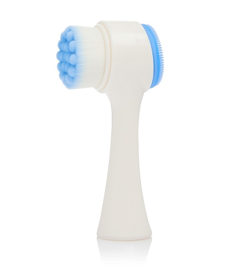 BEAUTY QUEEN CLEAN BRUSH - WHITE
