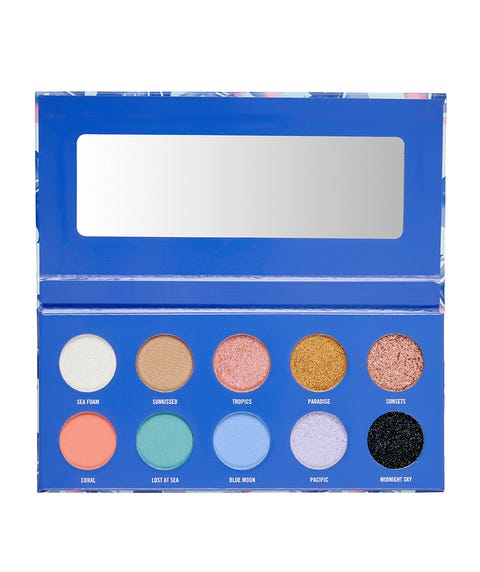 MIDNIGHT COVE - EYESHADOW PALETTE