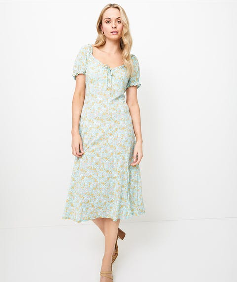 MILKMAID DRESS