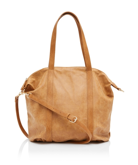 PIKE SLOUCHY TOTE BAG