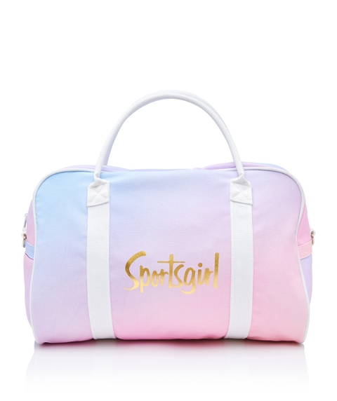 SUNSET OMBRE DUFFLE BAG