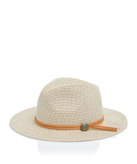 SILVER LININGS PANAMA HAT
