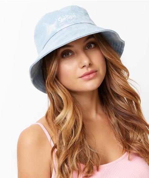 REWIND BUCKET HAT