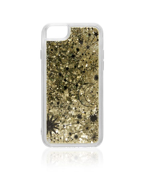 6/7/8 STARRY NIGHT GLITTER PHONE CASE
