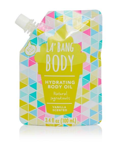 VANILLA BODY OIL  - LA' BANG BODY