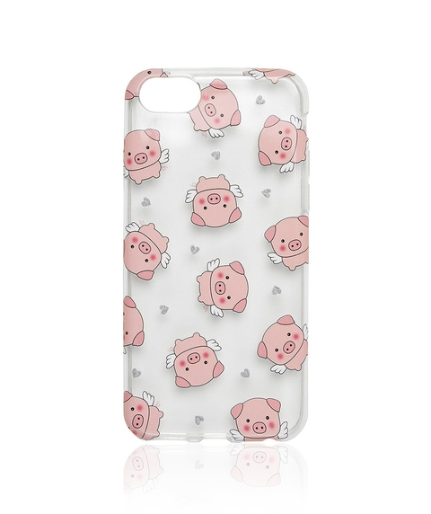 6/7/8 PIGS CAN FLY PHONE CASE