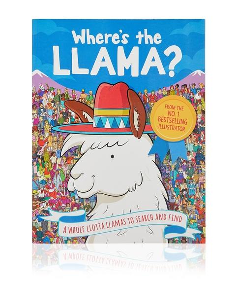 WHERE'S THE LLAMA BOOK
