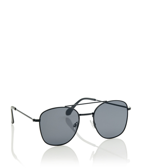 BLACK TABITHA SUNGLASSES