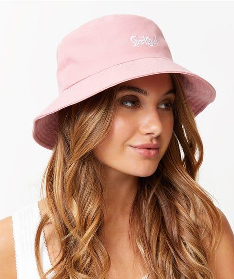 REWIND DUSTY ROSE BUCKET HAT