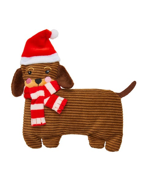 CHRISTMAS SAUSAGE DOG HEATPACK