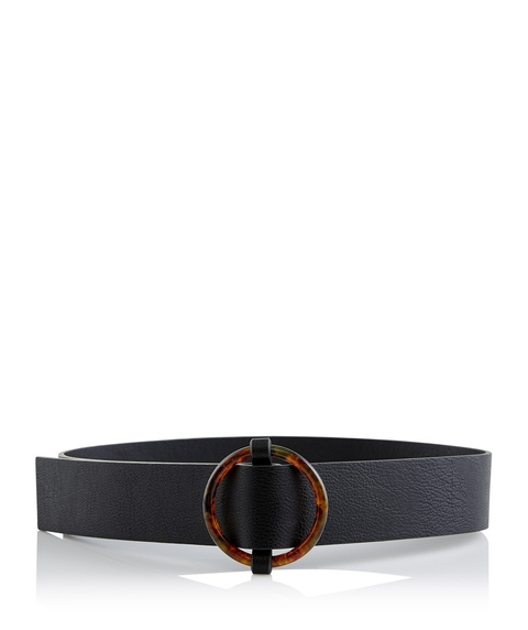 ARIA RESIN BUCKLE BELT