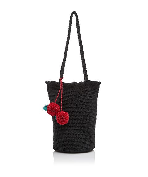 CHERRY MARKET TOTE BAG