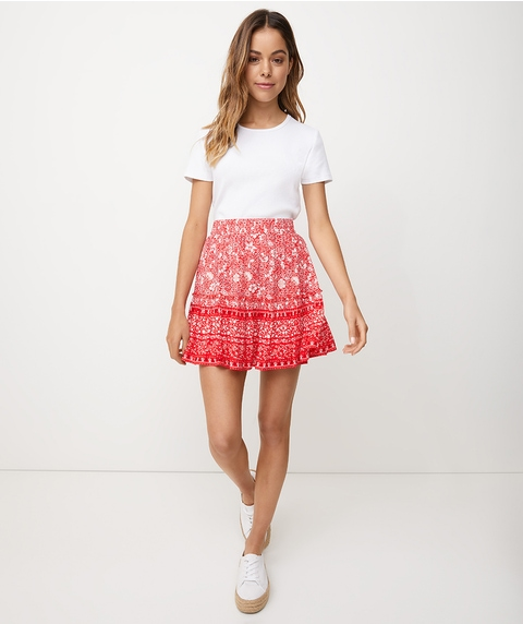SUN SEEKER MINI SKIRT