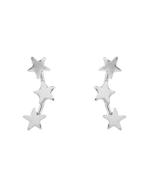 SS STAR EARRINGS