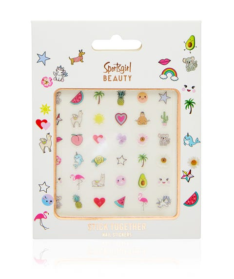 STICK TOGETHER - NOVELTY NAIL STICKERS