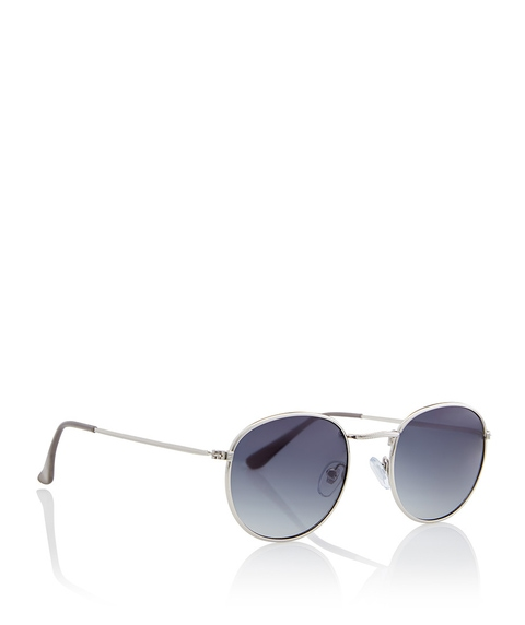 SILVER CLEARWATER SUNGLASSES