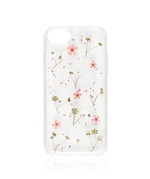 6/7/8 PINK DITSY FLORAL PHONE CASE
