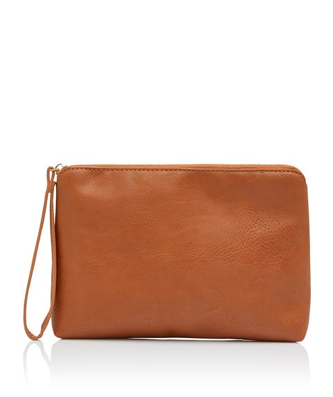 ANTHEA SIMPLE CLUTCH BAG