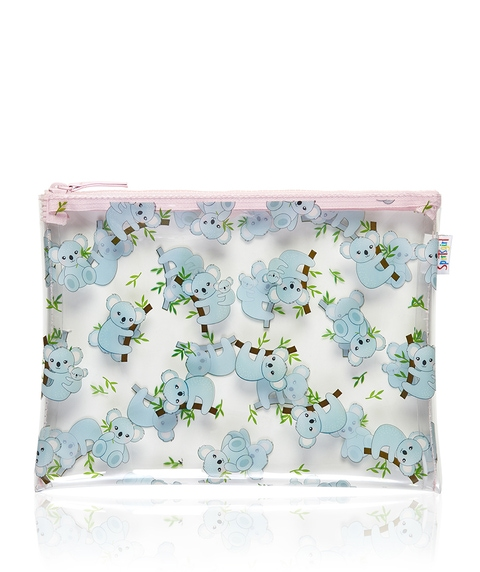KOALA SINGLE ZIPPER BEAUTY BAG