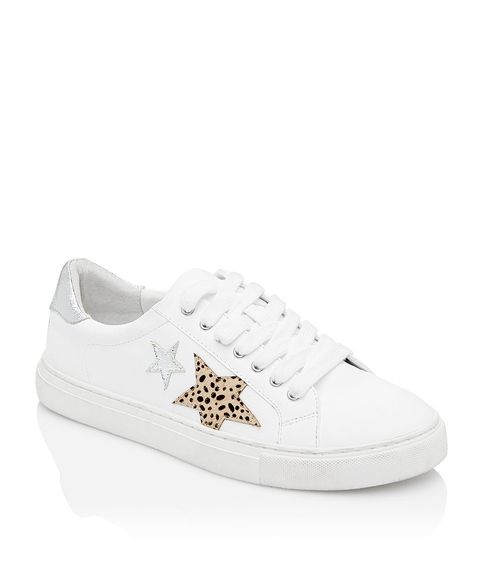 ANIMAL DETAIL SNEAKER