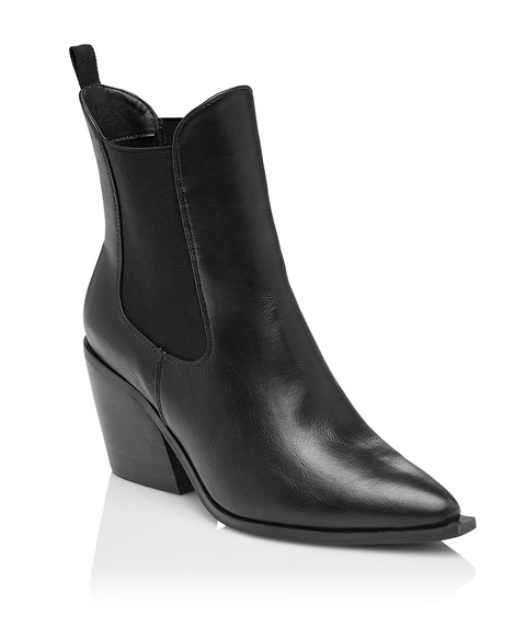CHARLOTTE GUSSET BOOT
