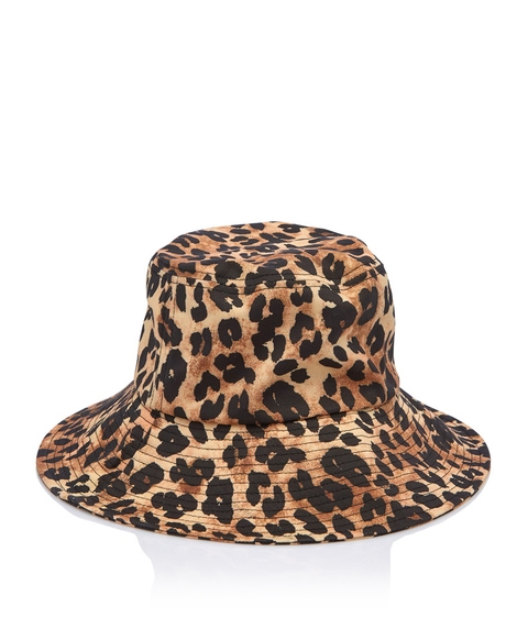 ANIMAL OVERSIZED BUCKET HAT