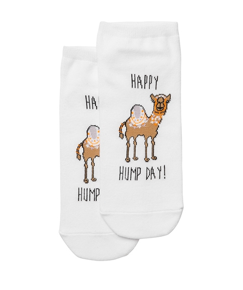 HAPPY HUMP DAY! ANKLE SOCK