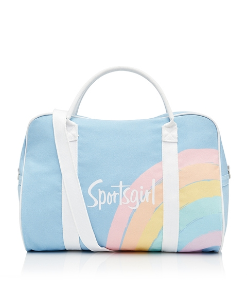 OVER THE RAINBOW DUFFLE BAG