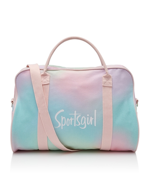RAINBOW BURST DUFFLE BAG