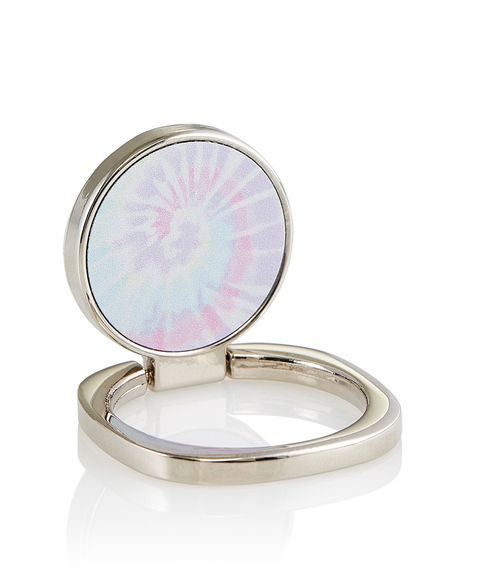 STAND GUARD PHONE RING - TIE DYE